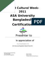 ASAUB Young Entrepreneur Award 2009