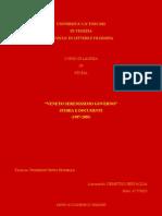 Veneto Serenissimo Governo - Storia e Documenti 1987-2005