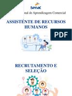 2.1 - Aula ARH - Recrutamento e Seleção
