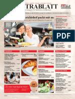 Cafe Extrablatt Witten Speisekarte Web