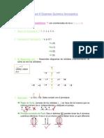 Resumen II Examen Química Inorgánica
