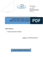 Rapport TP1 Protocols des Reseaux Koultchoumi
