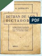 Detrás de los Dictadores