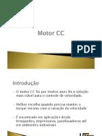 maquinas eletricas motores CC