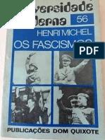 [Michel Henry] Os Fascismos