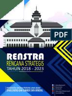 Renstra DESDM 2018 2023 Jabar