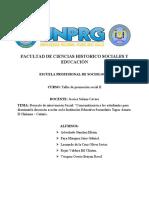 INTERVENCIÓN SOCIAL (final)