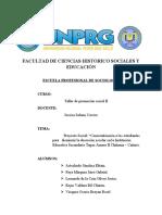PROYECTO - ESTRUCTURA - Grupo JEBO