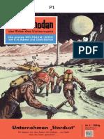 PERRY RHODAN-001 - MISSÃO STARDUST - K. H. SCHEER - PROJETO FUTURÍMICA ESPACIAL