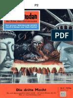 PERRY RHODAN-002 - A TERCEIRA POTÊNCIA - CLARK DALTON - PROJETO FUTURÍMICA ESPACIAL