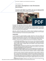 Post do Leitor_ Smartphone como ferramenta de sobrevivência _