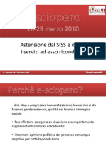 slide show elaborato per lo sciopero del 28 e 29 marzo 2011