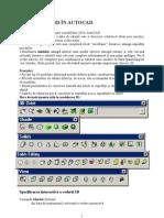 Modelarea 3D in AutoCAD