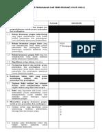Form 7. CHECKLIST AUDIT PROSES PEMASAKAN DAN PENDINGINAN