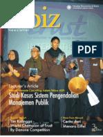 EBIZ Edisi 03 Tahun 2009