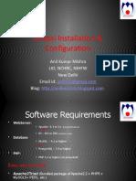 CMS Drupal Installation & Configuration - Anil Mishra