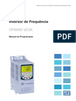 WEG CFW500 Manual de Programacao 10006739493 Pt