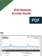 Nihfw and Nchrc Website - 1 Feb 2011 - Akm