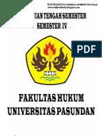 Soal Uts Semester IV Fh Unpas