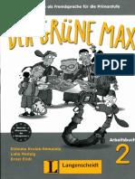 Der Gruene Max_ 2Arbeitsbuch