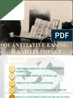 Quantitative Easing - II