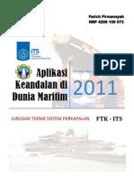 Aplikasi Keandalan di Dunia Maritim-Farich firmansyah