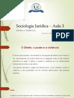 Aula 3- Sociologia 2021