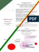 49881615 Acte de Donation Benin