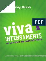 Ebook Viva Intensamente - Rodrigo Miranda