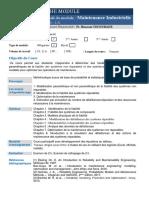 Fiche matière-Maintenance Industrielle- Mastech 1-Chouchane-converted