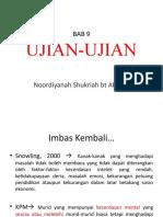 PKP 3105 BAB 9.UJIAN-UJIAN 2