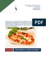 BALKANIKA OLTRE LA PIZZA