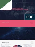 Blockchain Monday Krypto-Trading und Kryptoverwahrung – Neue regulatorische Vorgaben