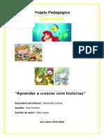 2019-2020 Sala Amarela Projeto Pedagógico