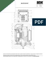 DFZ90 - PONTE MOTOREDUTOR
