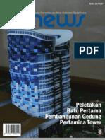 EB News Edisi 08 Tahun 2011