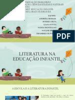 Slide Educação Infantil