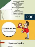 Trabajo Civil 2021-Hipotecas