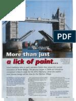 Tower Bridge - Best of British