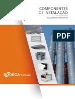 SODECA Componentes de Instalacao 2020