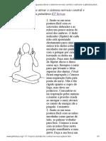 Kundalini Yoga para ativar o sistema nervoso central e estimular a glândula pituitária