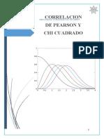 Correlacion de Pearson y Chi Cuadrado Monografia