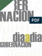 Balance gestión Conselleria de Governació 2008-2011