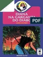 Diana Na Garganta Do Diabo - Juraci Coutinho