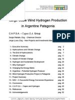 Argentina PAtagonia Wind hydrogen ok