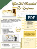 Blog tipos de sociedades y empresa Tarea del sena semana 1 actividad 1