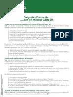 PDF Preguntas Frecuentes