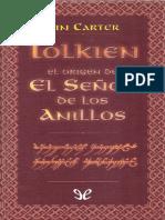 Tolkien. El origen de El Senor de los Anillos - Lin Carter