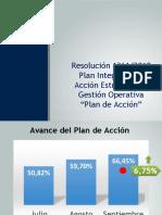 Presentacion Del Plan de Accion 2019 Septiembre 2019