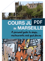 Cours Julien area in Marseille- the guide